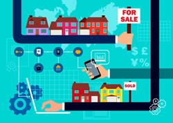 Buying and selling property online