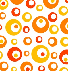 Background with orange pattern