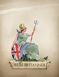 Rule Britannia ageing and in decline