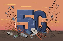 5G symbol destroying technology