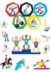 Various olympic sports